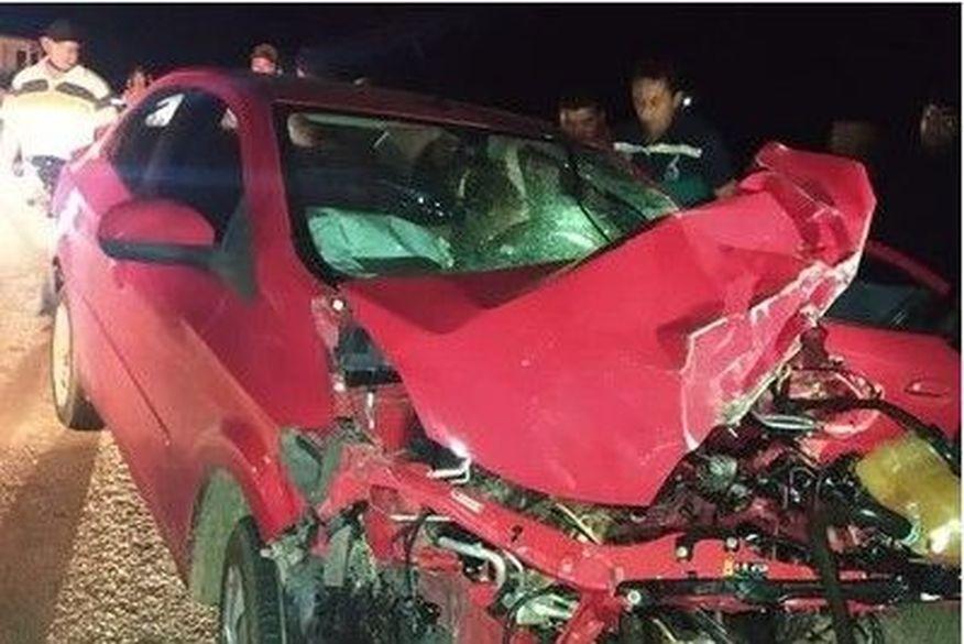 04102020125125 acidente c - Pastor morre após acidente entre três carros e uma motocicleta na Paraíba