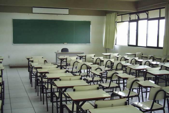 1 1 sala de aula 17724106 18383956 - Protocolos para retomada das aulas são divulgados pela Secretaria de Educação - CONFIRA