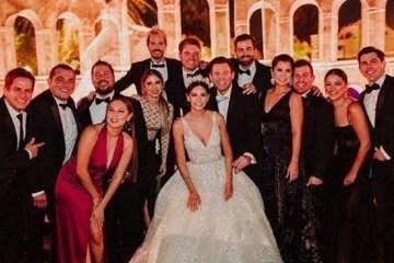 Mais de 100 convidados têm Covid-19 após casamento de ator