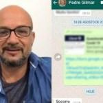 1 padre gilmar 6343292 - SEQUESTRO FORJADO: Arquidiocese da Paraíba ainda não teve acesso a inquérito