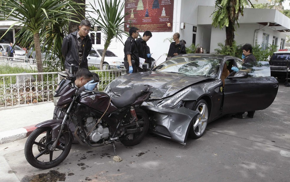 2012 09 04t090736z 13568435 - Interpol procura herdeiro da Red Bull acusado por morte de policial