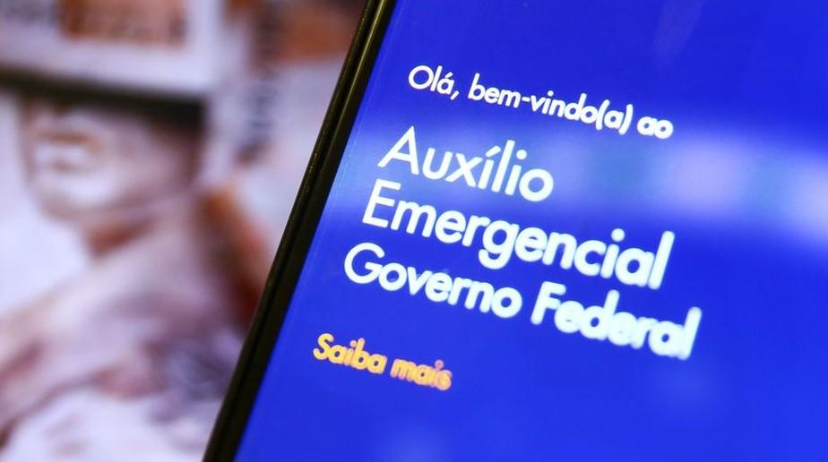 21 07 2020 app auxilio emergencial 3 - Candidatos milionários são beneficiários de Auxílio Emergencial e Bolsa Família; paraibano aparece na lista