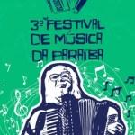 3º Festival de Música da Paraíba - III Festival de Música da Paraíba define canções que vão participar de eliminatórias