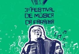 III Festival de Música da Paraíba define canções que vão participar de eliminatórias