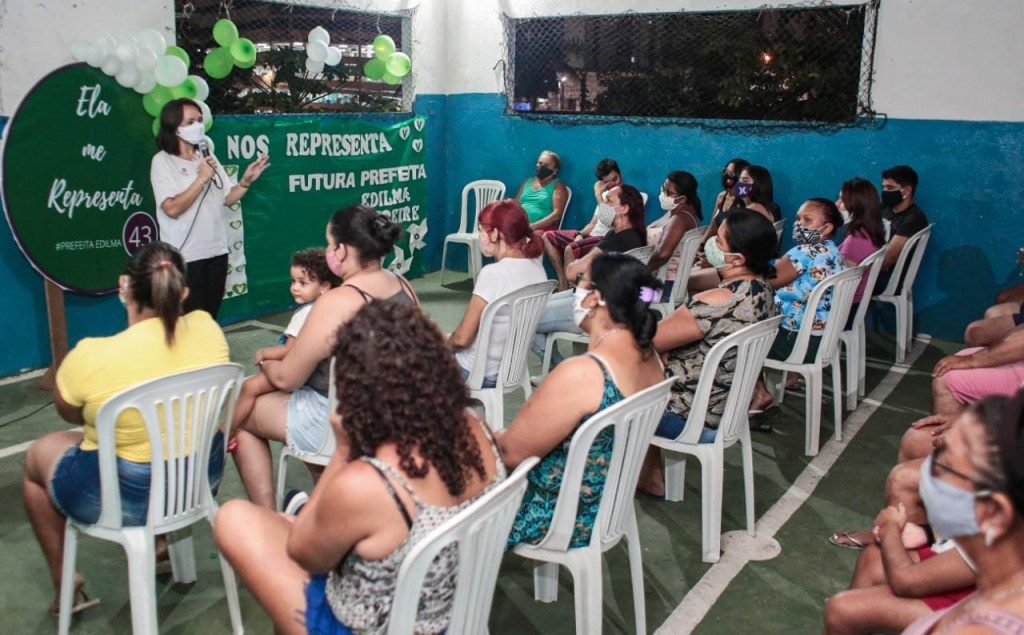 409f1574 e1cf 4560 bdad d7cd86c0949b 1024x635 - No São José, Edilma Freire garante criação do Centro de Diagnóstico por Imagem e ampliação das USFs