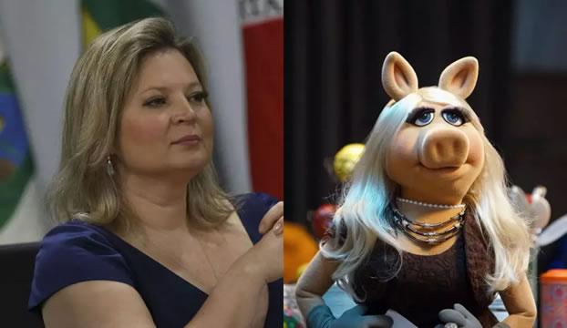 44f9dae0 36ab 41dd b7dc d086e562bda7 - Disney diz que não autorizou Joice Hasselmann a usar imagens de Muppets nas eleições