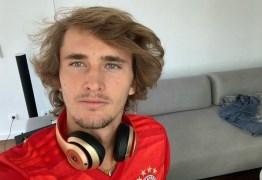 Tenista alemão acusado de estrangular e bater a cabeça da ex na parede será pai
