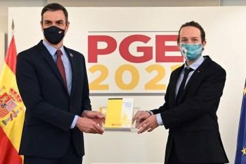 BW76YBCJAFC7RM6WLTAIDBWQPQ - Governo da Espanha propõe taxar mais ricos e grandes empresas para superar a crise da pandemia