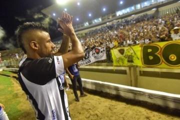 Botafogo-PB anuncia saída do jogador Léo Moura