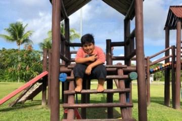 Capturar.JPGiii - No dia de combate ao preconceito contra às pessoas com nanismo, o pequeno Gabriel Vidal faz um apelo