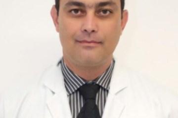 Capturar5 - Morre aos 48 anos o médico Edson Jovino, candidato a vice-prefeito de Canguaretama-RN