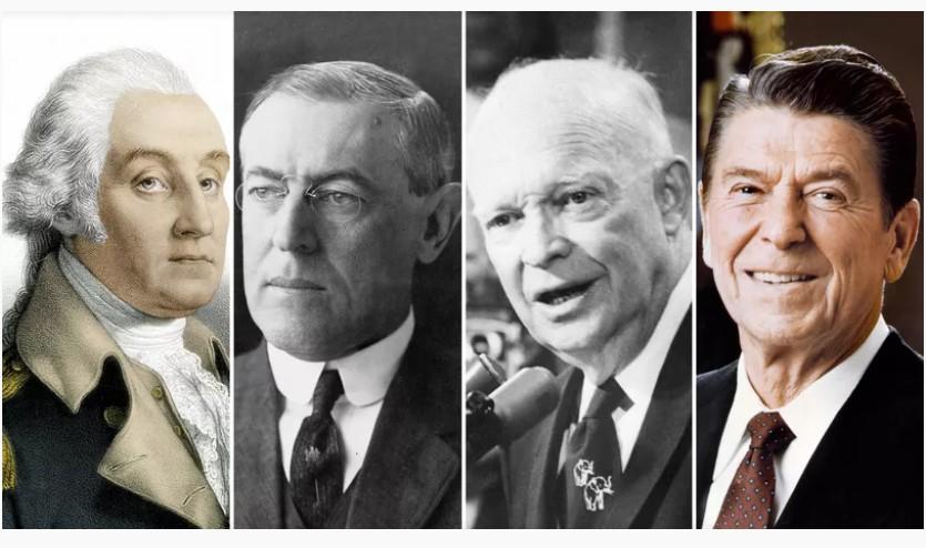 Capturaree 2 - 4 presidentes dos EUA tiveram problemas graves de saúde