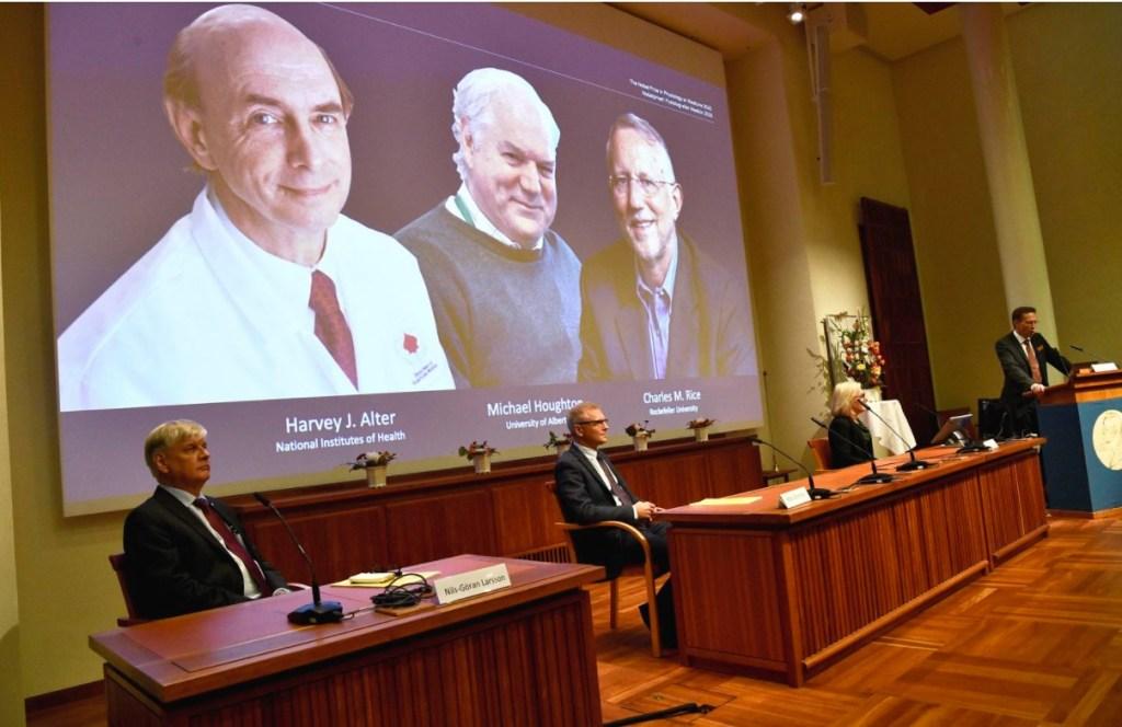 Capturarf 1024x664 - Nobel de Medicina de 2020 vai para descobridores do vírus da hepatite C