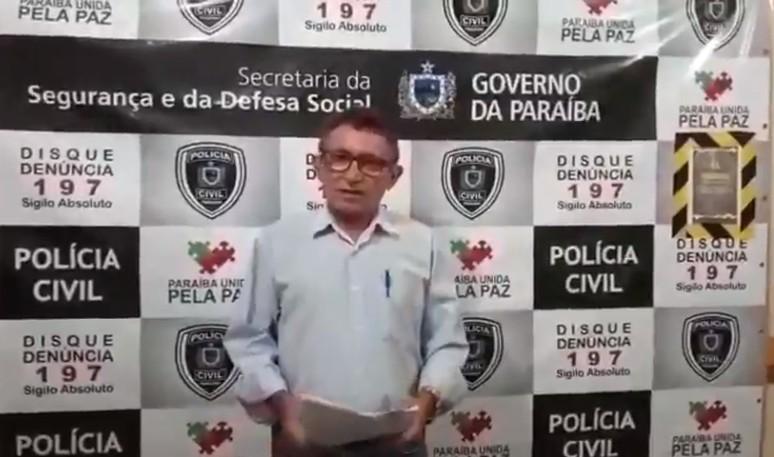 Capturarj - Delegado desmente versão da prefeita de Conde e diz que o Padre foi levado à delegacia pela Guarda Municipal - VEJA VÍDEO