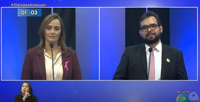 Capturart - 'Vamos fortalecer a política pública de educação em Campina Grande', diz Ana Cláudia para Olímpio Rocha