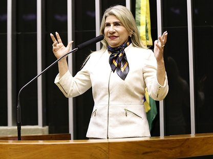 Edna Henrique - DESTAQUE NACIONAL: Edna Henrique é vice da filha para disputar a prefeitura de Monteiro