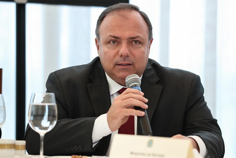 Eduardo Pazuello - 30 milhões de doses da vacina de Oxford ficarão disponíveis em janeiro, diz Pazuello