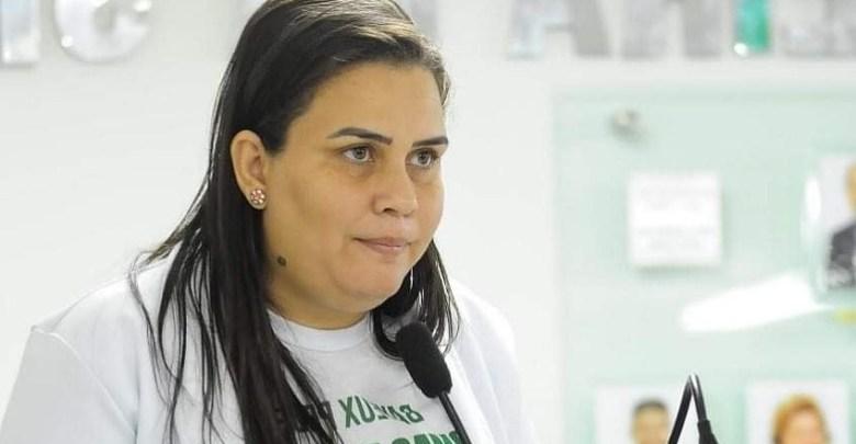 Luciene de Fofinho prefeita Bayeux 1 - ELEIÇÕES 2020: Justiça determina retirada do ar de perfil que associa Luciene a Berg Lima