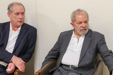 Lula e Ciro - A balela sobre uma aliança entre Lula e Ciro volta a ocupar a mídia - por Nonato Guedes
