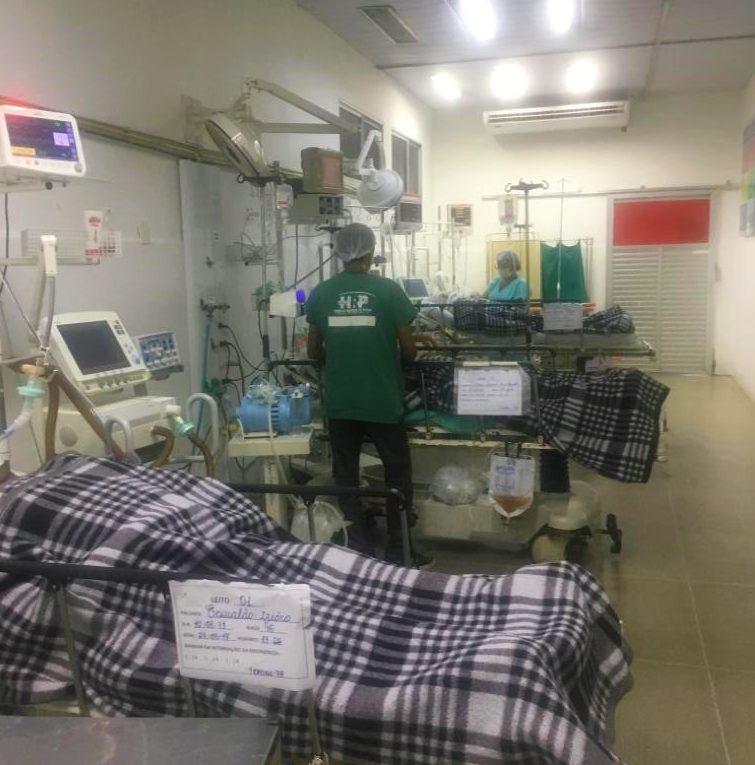O Complexo registrou um final de semana bem movimentado e1603217659680 - Hospital Regional de Patos registra 211 atendimentos no final de semana