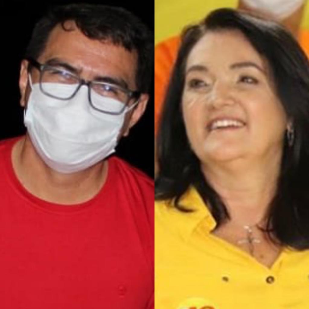 OlivanioDantas GilmaGermano Picui SonyLacerda - Juiz barra eventos eleitorais em Picuí até o final do mês