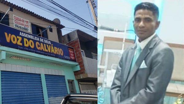 Pastor Francisco Marques - Pastor que foi morto a tiros durante culto era foragido da Justiça
