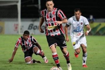 Botafogo-PB perde para o líder Santa Cruz e segue na zona de rebaixamento