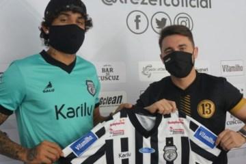Bruno Menezes, Ermínio e Marcos Vinícius abrem primeira barca de dispensas do Treze