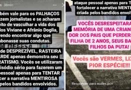 Sindicato dos Jornalistas da Paraíba repudia comentário 'desequilibrado e inconsequente' do policial civil Eudes Carvalho Neto; LEIA A NOTA