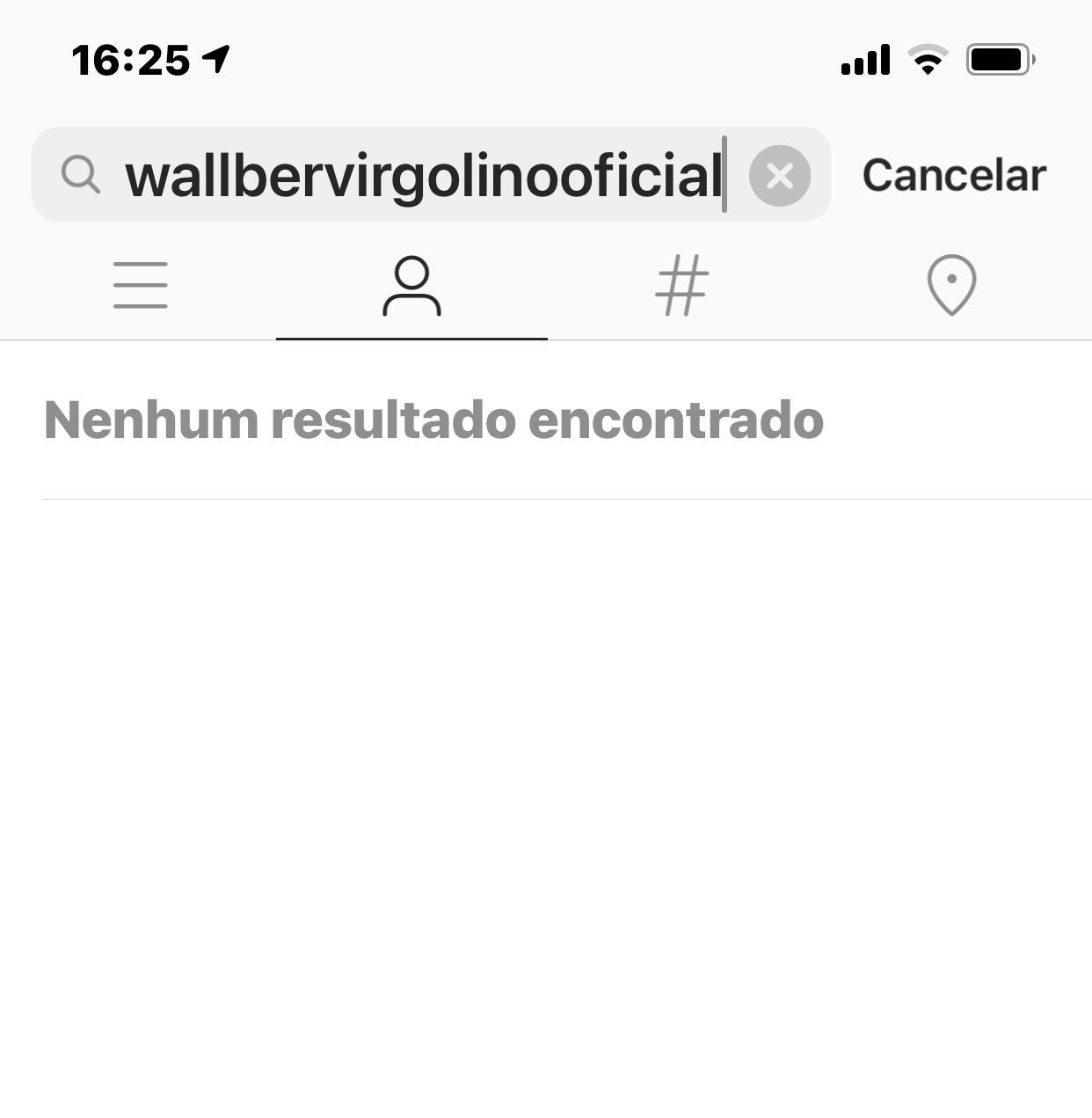 WhatsApp Image 2020 10 12 at 16.25.57 - Hackers invadem redes sociais de Wallber Virgolino, pedem dinheiro a seguidores e compartilham pornografia, diz candidato
