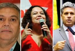DECISÃO NACIONAL: três nomes da comissão interventora que vai gerir o PT em João Pessoa