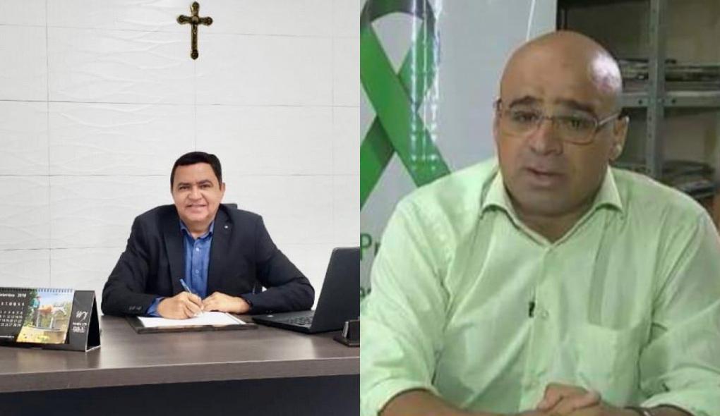 WhatsApp Image 2020 10 19 at 14.45.05 - SINDELETRIC-PB E SINTEST-PB anunciam apoio a Cícero e Léo Bezerra em evento nesta terça