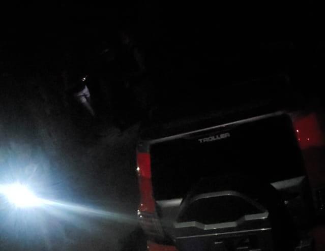 acidente 4 - TRAGÉDIA: Engenheiro civil morre atropelado pelo próprio carro em Serra da Raiz, na PB