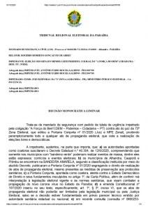 alhandra 1 212x300 - Juiz derruba portaria e libera comícios, carreatas e caminhadas em Alhandra, Caaporã e Pitimbu