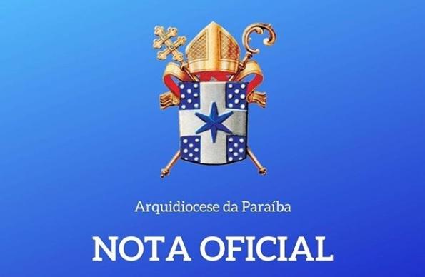 """arquidiocese - Arquidiocese da Paraíba emite nota sobre desaparecimento de padre em João Pessoa: """"em oração"""" - LEIA NOTA"""