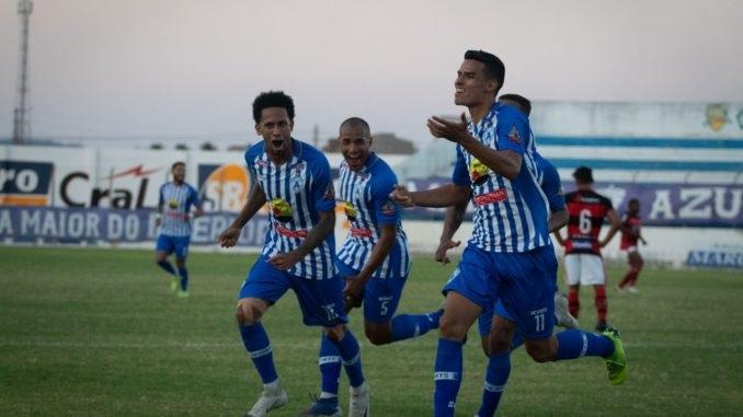 atlético de cajazeiras - Pela Série D, Atlético de Cajazeiras enfrenta Guarany de Sobral; vitória deixa Trovão perto do G4