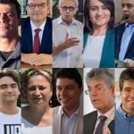 candidatos à PMJP 609x375 2 - Acompanhe a agenda dos candidatos a prefeito de João Pessoa nesta segunda-feira (26)