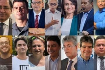 Acompanhe a agenda dos candidatos a prefeito de João Pessoa nesta quarta-feira (21)