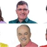 candidatos a prefeito de campina grande em 2020 1 - Acompanhe a agenda dos candidatos a prefeito de Campina Grande nesta sexta-feira (30)