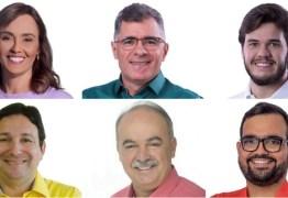 Acompanhe a agenda dos candidatos a prefeito de Campina Grande nesta segunda-feira (9)
