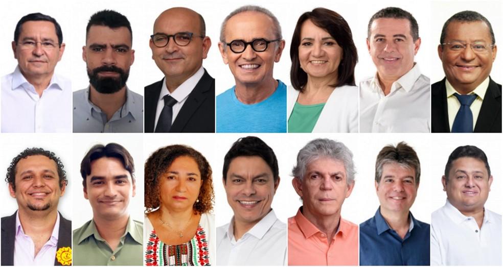 candidatos a prefeito de joao pessoa em 2020 - Confira a agenda dos candidatos à prefeitura de João Pessoa deste domingo (4)