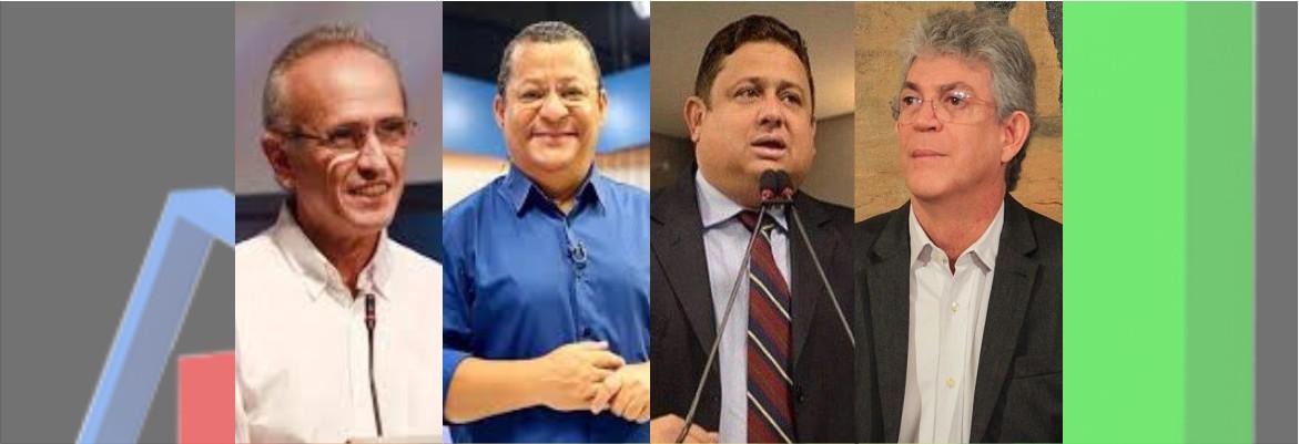 ciceronilvanwallberricardo - PESQUISA ESPONTÂNEA: Consult/Arapuan aponta empate técnico no primeiro lugar entre quatro candidatos à PMJP