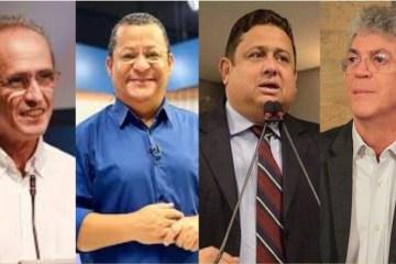 PESQUISA ESPONTÂNEA: Consult/Arapuan aponta empate técnico no primeiro lugar entre quatro candidatos à PMJP