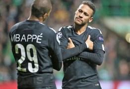 Ex-PSG critica Mbappé por estar tentando 'imitar' Neymar