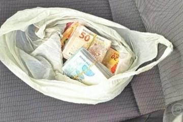 dinheiro na cueca - DINHEIRO NA CUECA: PSD 'repudia' irregularidade de candidato em Sergipe
