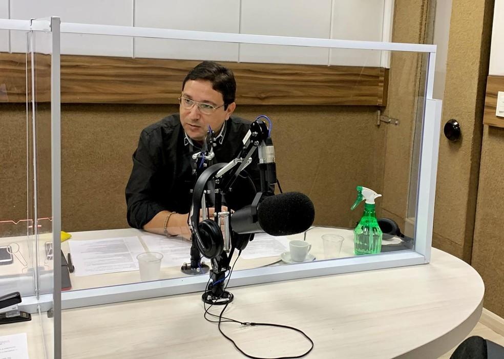 edmar oliveira candidato cg - Candidato a prefeito de Campina Grande tem registro de candidatura indeferido pelo TRE-PB