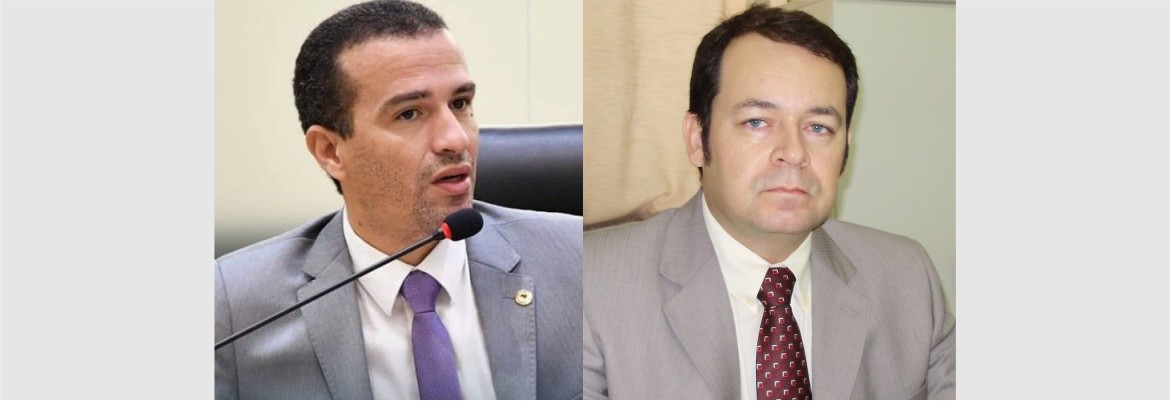 erico e ramonilson - Após desistir de disputar Prefeitura de Patos, Dr. Érico contraria governador e decide apoiar Ramonilson Alves