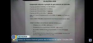 escala guia eleitoral 300x139 - TRE-PB define emissoras responsáveis pelo Guia Eleitoral no rádio e na TV