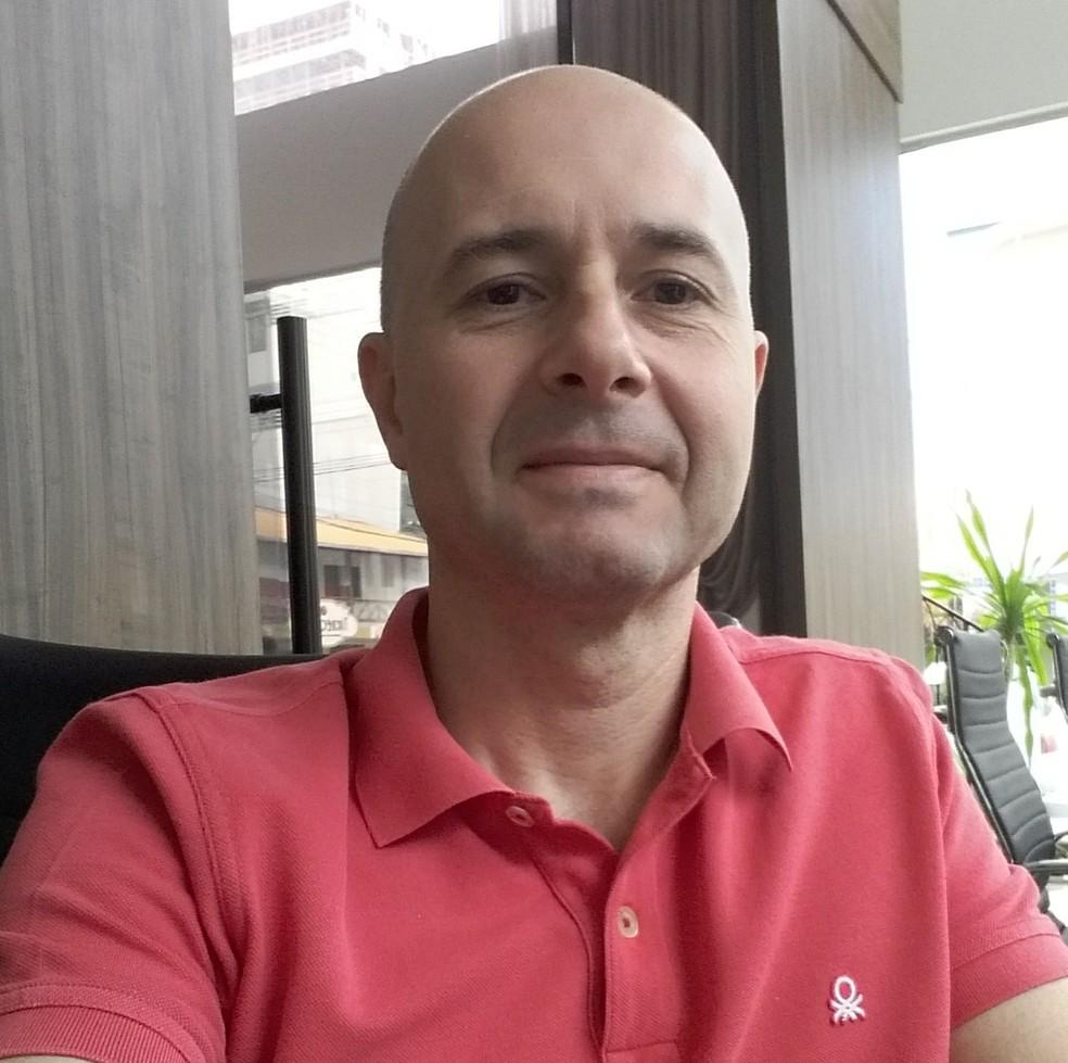 fabricio morreu atingido por raio - Raio atinge e mata homem em Itapema; VEJA VÍDEO