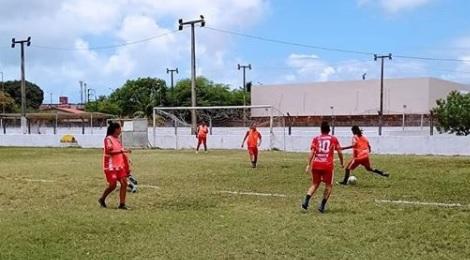 feminino auto - Auto Esporte abre vantagem, mas fica no empate com Cruzeiro-RN